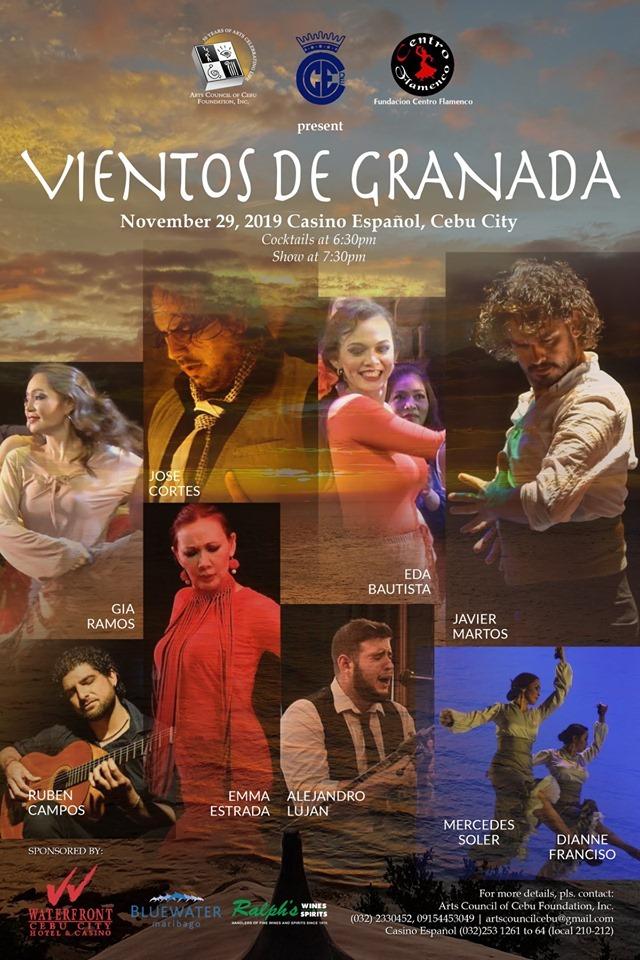 Vientos de Granada