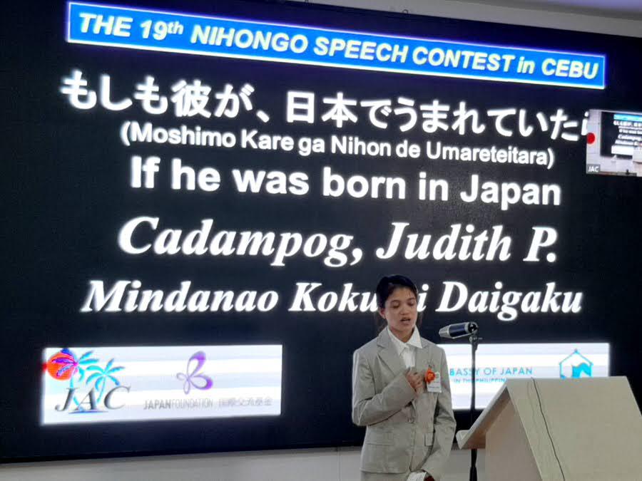 第19回セブ日本語弁論大会9